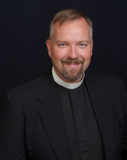 Bishop Gronberg Head Shot